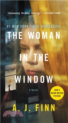 The Woman in the Window(Movie Tie-In)