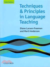 Techniques & principles in language teaching /