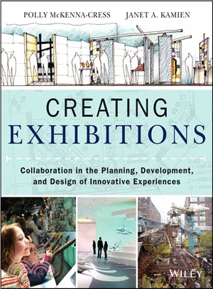 Creating exhibitions:collaboration in the planning- development- and design of innovative experiences