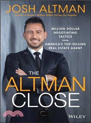 The Altman close : : million-dollar negotiation tactics from America