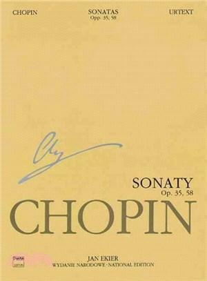 Sonaty op. 35, 58 /