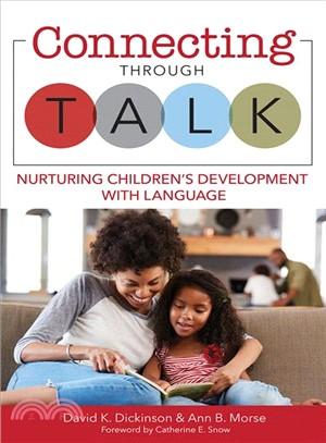 Connecting through talk : nurturing children