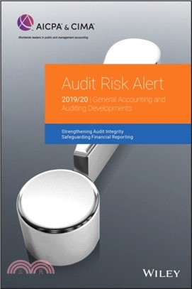 Audit risk alert : : general accounting and auditing developments 2019/2020