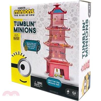 小小兵大挑戰 Tumblin' Minions〈桌上遊戲〉