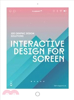 Interactive design for screen:100 graphic design solutions.