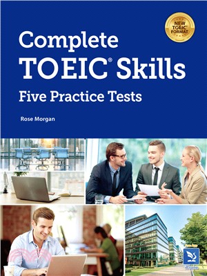 Complete TOEIC skills : five practice tests