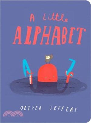 A Little Alphabet (硬頁書)(英國版)
