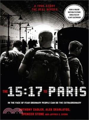 The 15:17 to Paris(Film tie-in)