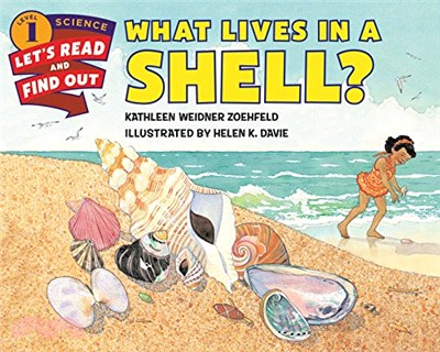 What Lives in a Shell? (Stage 1)