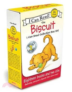 The Biscuit I Can Read Collection Box Set (18平裝+2CDs)