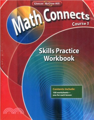 Math Connects, Concepts, Skills, and Problems Solving, Course 1, Skills Practice Workbook