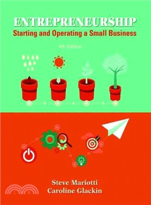 Entrepreneurship ― Starting and Operating a Small Business