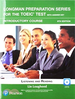 Longman Preparation for the Toeic Test + Mp3 ― Listening and Reading: Introductory