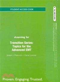 Transition Series Coursecompass Access Card ― Topics for the Advanced Emt