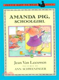 Amanda Pig- Schoolgirl