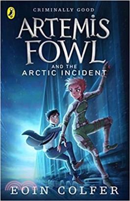 Artemis Fowl: The Arctic Incident (平裝本)(英國版)