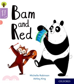 Story Sparks Level 1+: Bam and Red