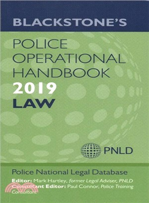 Blackstone's Operational Handbook 2019