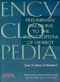 Preliminary Discourse to the Encyclopedia of Diderot