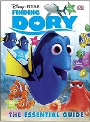 Disney Pixar Finding Dory Essential Guide