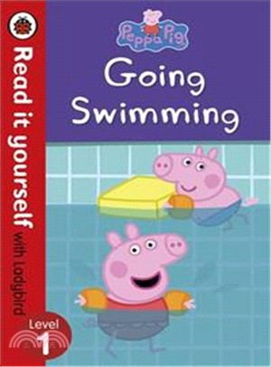 Peppa Pig: Going Swimming-Read it yourself with Ladybird Level 1