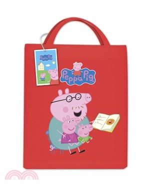 Peppa Pig Red Bag Collection (10平裝 附紅色書袋)