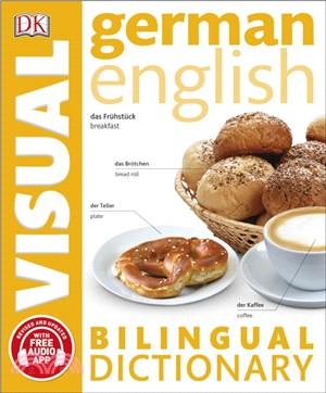 German English Bilingual Visual Dictiona