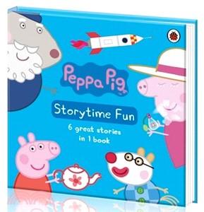 Peppa Pig Storytime Fun (6 Stories in 1 CD)(有聲書)