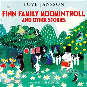 Finn Family Moomintroll and Other Stories (CD Audiobook)(6 CDs)