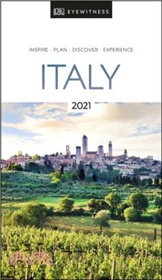 DK Eyewitness Italy:2021 (Travel Guide)