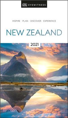 DK Eyewitness New Zealand:2021 (Travel Guide)
