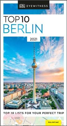 DK Eyewitness Top 10 Berlin:2021