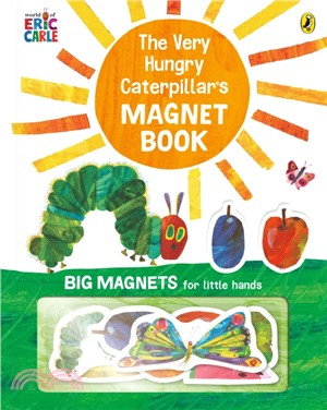 The Very Hungry Caterpillar's Magnet Book (磁鐵遊戲書)