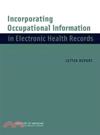 Incorporating Occupational Information in Electronic Health Records ― Letter Report