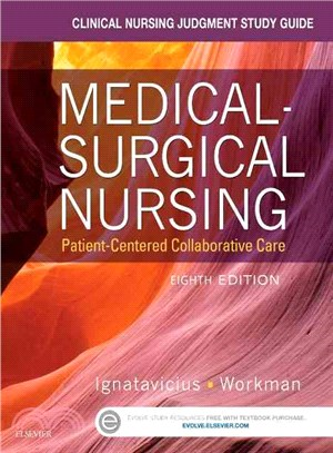 Clinical Nursing Judgment Study Guide for Medical-surgical Nursing ― Patient-centered Collaborative Care