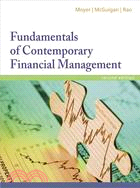 Fundamentals of Contemporary Financial Management: With Thomson One, Business School Edition