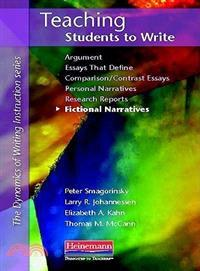 Teaching Students to Write Fictional Narratives