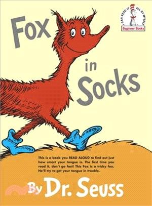 Fox in Socks (精裝本)