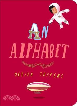 An Alphabet (硬頁書)(美國版)
