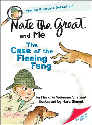 Nate the Great and Me ─ The Case of the Fleeing Fang (Nate the Great #7)
