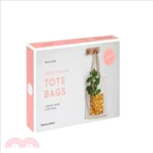Create Your Own Tote Bags - A Craft Studio Kit