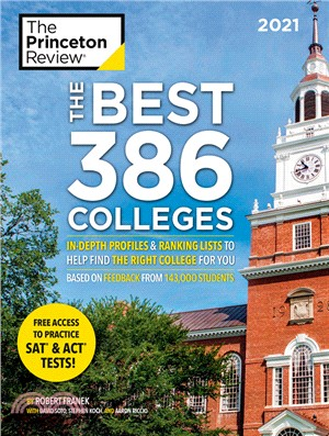 The Best 386 Colleges, 2021: In-Depth Profiles & Ranking Lists to Help Find the Right College For You