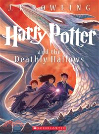 Harry Potter and the Deathly Hallows(美國紀念平裝版)