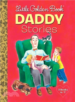 Little Golden Book Daddies ─ Daddies \ We Help Daddy \ Animal Daddies and My Daddy