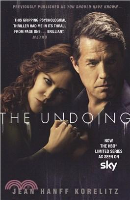The Undoing (Media Tie-in)