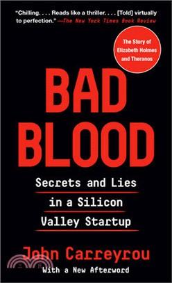 Bad Blood (平裝本)