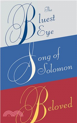 Toni Morrison Essential Novels Set ― Beloved / the Bluest Eye / Song of Solomon