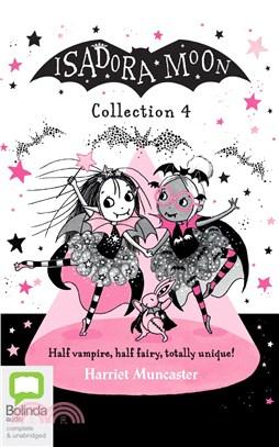 Isadora Moon Collection 4 (CD, unabridged)