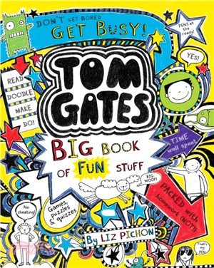 Tom Gate Big Book of Fun Stuff (平裝本)(英國版)