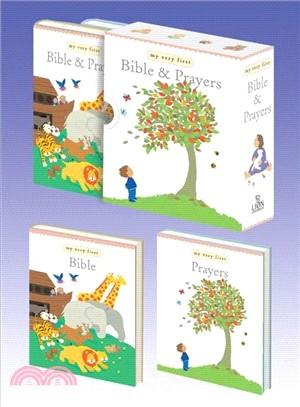 My Very First Bible and Prayers ― Mini Box Set